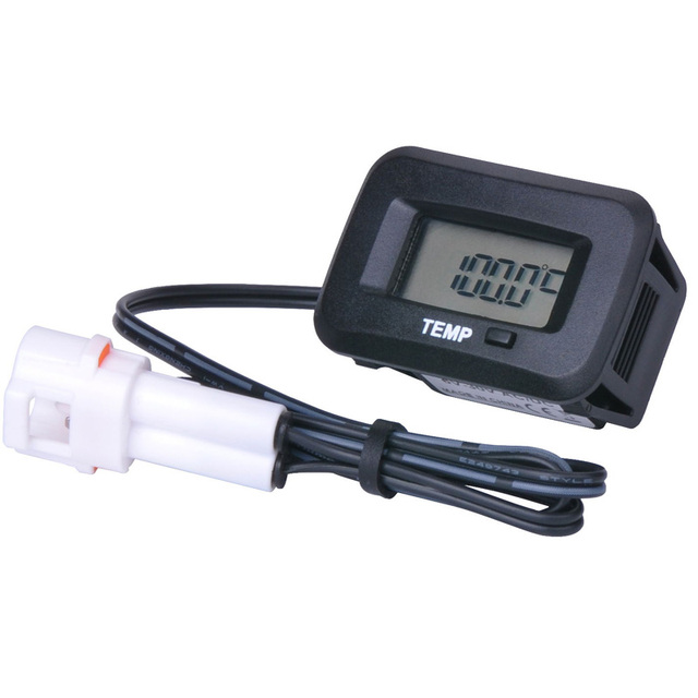 Digitale waterdichte Olie Tank temp sensor TEMP thermometer voor motorfiets buggy dirt quad tractor ATV pit bike
