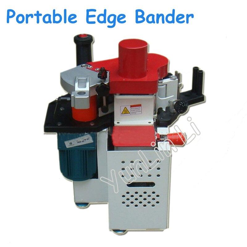 Portable Bord Bander 110 v/220 v Réglable Vitesse Contrôle Manuel Bord Baguage Machine Machine À Bois JBD90