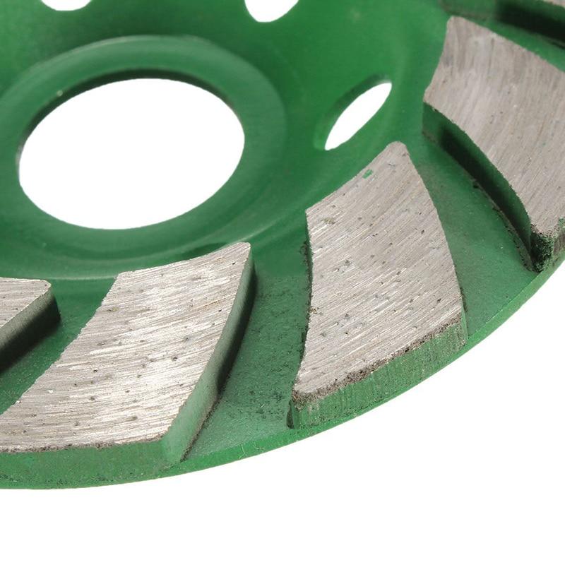 100 mm deimantinio šlifavimo disko dubenėlio formos šlifavimo - Elektriniai įrankiai - Nuotrauka 6