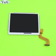 قطع غيار شاشة عرض LCD علوية أصلية مجددة من YuXi لـ Nintendo NDSI DSI XL LL