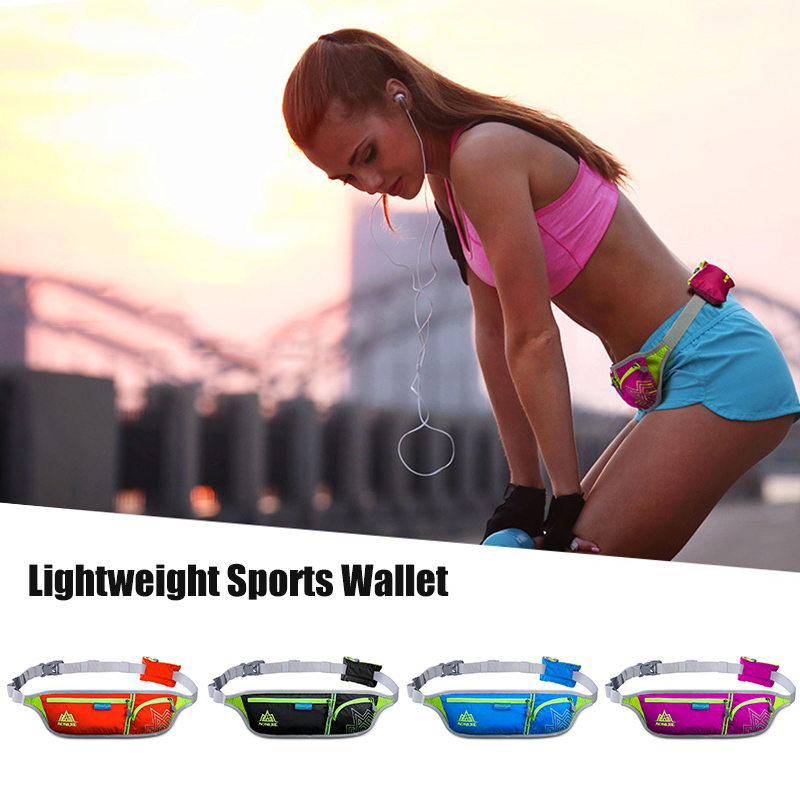 Phone-Bag Waist-Bag Fitness Outdoor Anti-Theft-Sports Running Ultra-Light Xr-Hot Invisible
