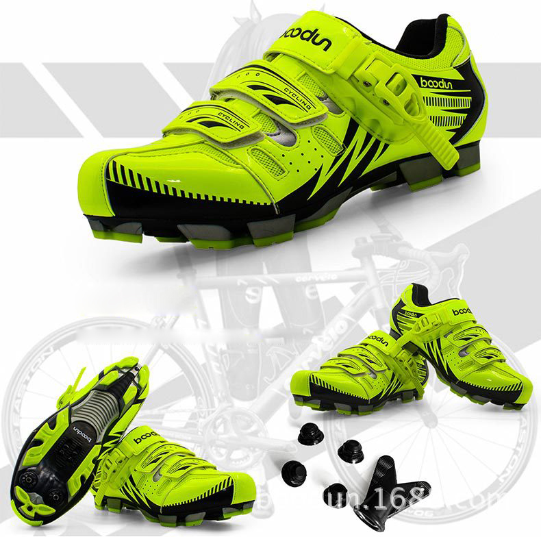 18 bestgia New-Mens-Road-Bicycle-Shoes-MTB-Riding-Cycling-Mountain-Bike-Shoes-EUR39-46-Non-slip-Auto (2)