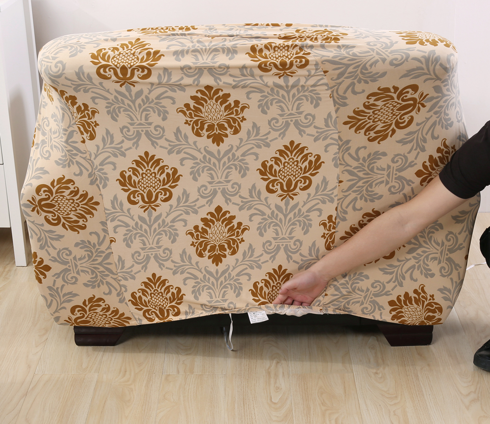 Europe Flora Stretch Furniture Covers Blankets For Sofa Chair Slipcovers  Pet Sofa Protector Lace Fabric Sofa Cover Mixed Colors In Sofa Cover From  Home ...