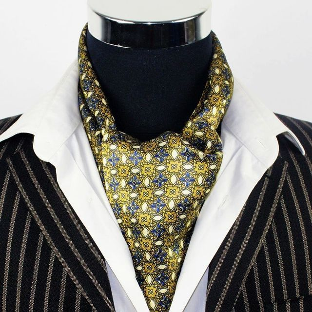 Moda a estrenar mens 100% seda de la bufanda de seda larga cravat ...