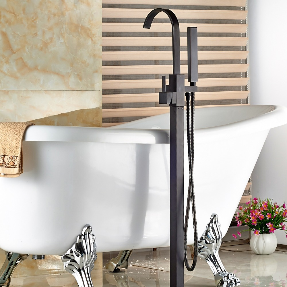 Wholesale And Retail Modern Oil Rubbed Bronze Bathroom Tub Faucet ...