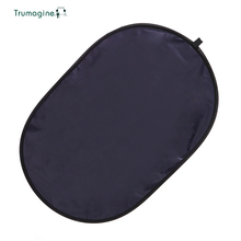 90*120CM 5 in 1 Portable Foldable Studio Photo Collapsible Multi-Disc Light Photographic Lighting Reflector with Carrying Bag