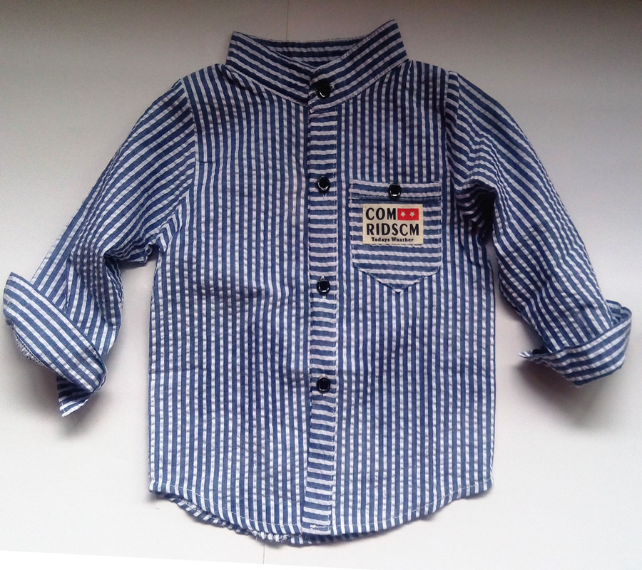 31ce1b8b High qualit kids boys long sleeve polo shirt cotton children spring striped clothing  shirts baby boy polo shirts retail hot sale