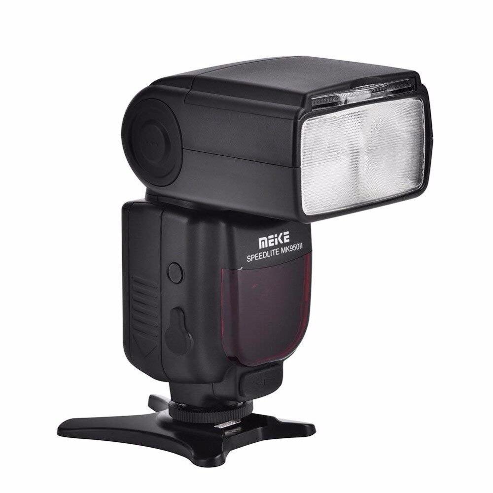 MEKE MK950II TTL flash caméra flash pour Canon 1300D 5D2 6D 7D 50D 60D 70D 100D 550D 600D 650D 700D 1000D 1100D 1200D 580EX