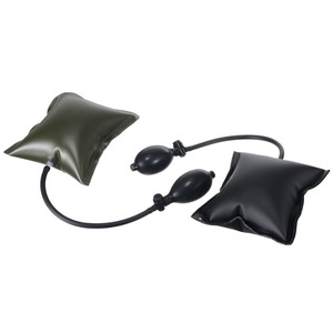 Image 3 - Black/Green Car Air Pump Wedge Auto Door Window Open Air Inflatable Pump Wedge Pad Entry Shim Repair Tools