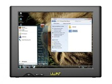LILLIPUT UM-82/C 8 Inch Touchscreen USB Monitor,Resolution:800×600,Build-in 2 Speakers