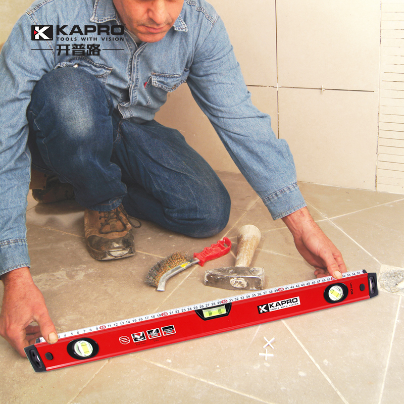Free Delivery  Kapro 770 24 Box Level Aluminum Hand Tool 600mm 24in &  rule free delivery 40 kapro 770 triple bubble lightweight box leveling
