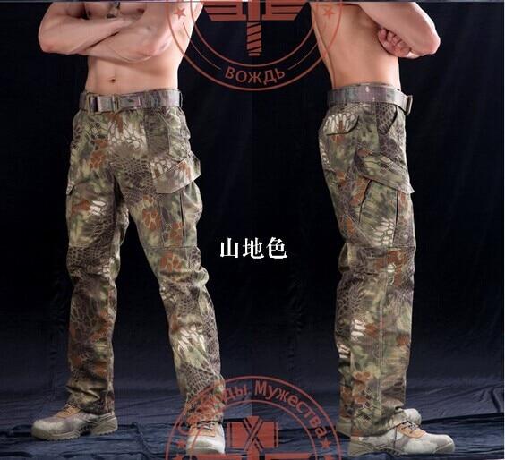 Neu Kryptek Combat Pant / Kryptek Typhon Tactical Pant Typhon Hose - Camping und Wandern - Foto 2