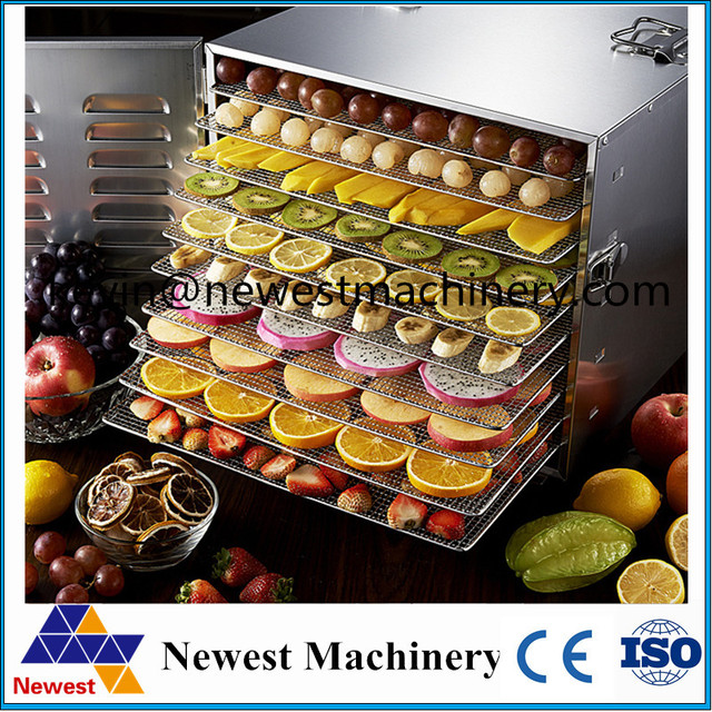 Wonderful Stable Operation Automatic Food Dryer/Fruit Dryer/Vegetable Dryer/Herbs  Dryer Kitchen Appliance