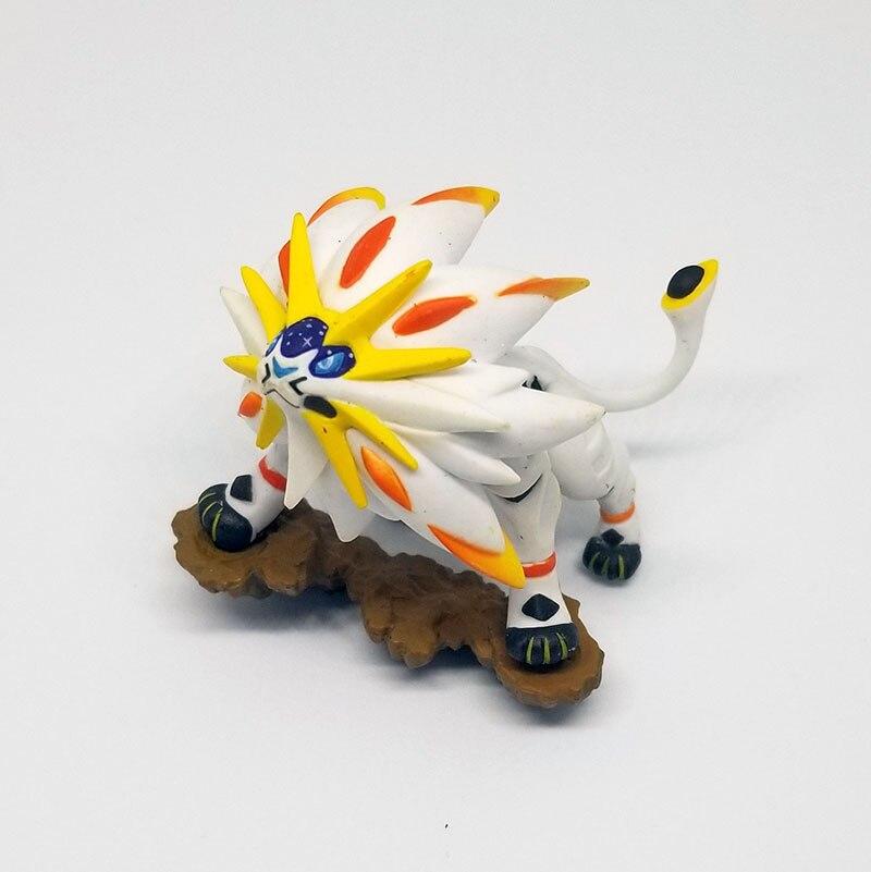 Toys Collection Action-Figures Pokemon-Anime Takara Tomy Sun--Moon for Children Takra