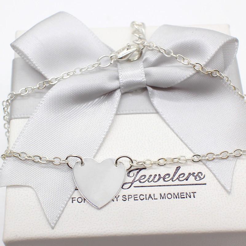 HTB1fEOFKVXXXXXWXXXXq6xXFXXXq Charming Foot Chain 2-Pieces Gold And Silver Heart Ankle Jewelry Bracelets For Women
