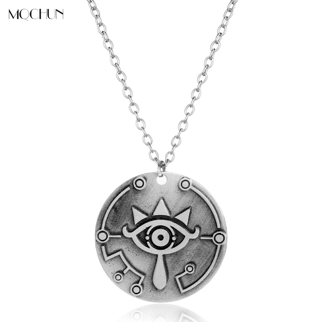 Mqchun New Design Duel Monsters The Egyptian Symbol Necklace Yu Gi
