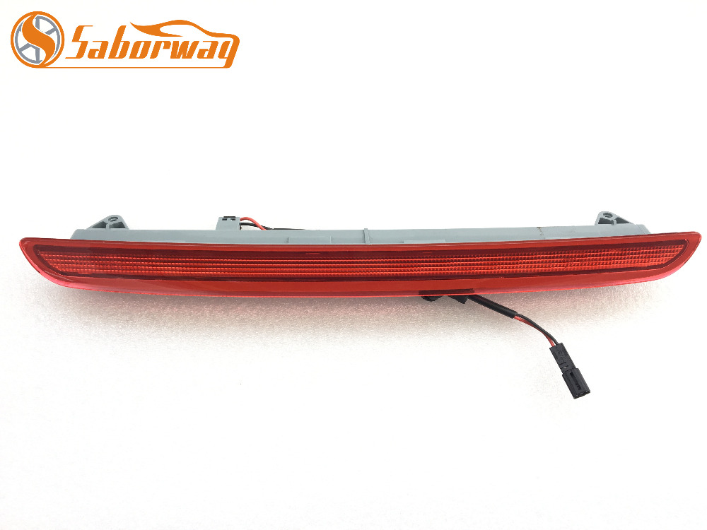 Saborway High brake light Third Stop Lamp For A-udi A3 RS3 Sportback 2004-2013 8P4945097A / 8P4 945 097 A