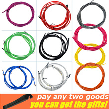 MOTSUV Bicycle Cycling Bike Shift Gear Brake Cable Core Inner Wire derailleur line control line for MTB