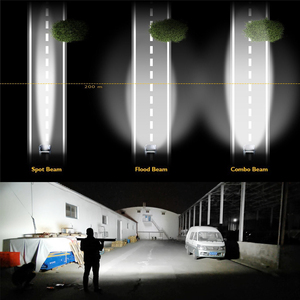 Image 4 - CO LIGHT 12D High Power 3 Row Led Bar Offroad 12V 390W 585W 780W 936W 975W Combo Beam 4x4 Work Light Bar for Trucks ATV SUV Boat
