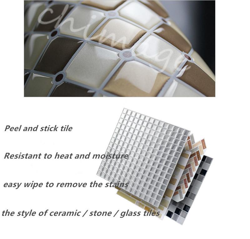 HTB1fEP6QVXXXXatXXXXq6xXFXXXD - Self Adhesive Mosaic Tile Wall decal Sticker DIY For Kitchen Or Bathroom
