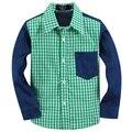 Camisa de niño chico manga larga 16BCL03 Un
