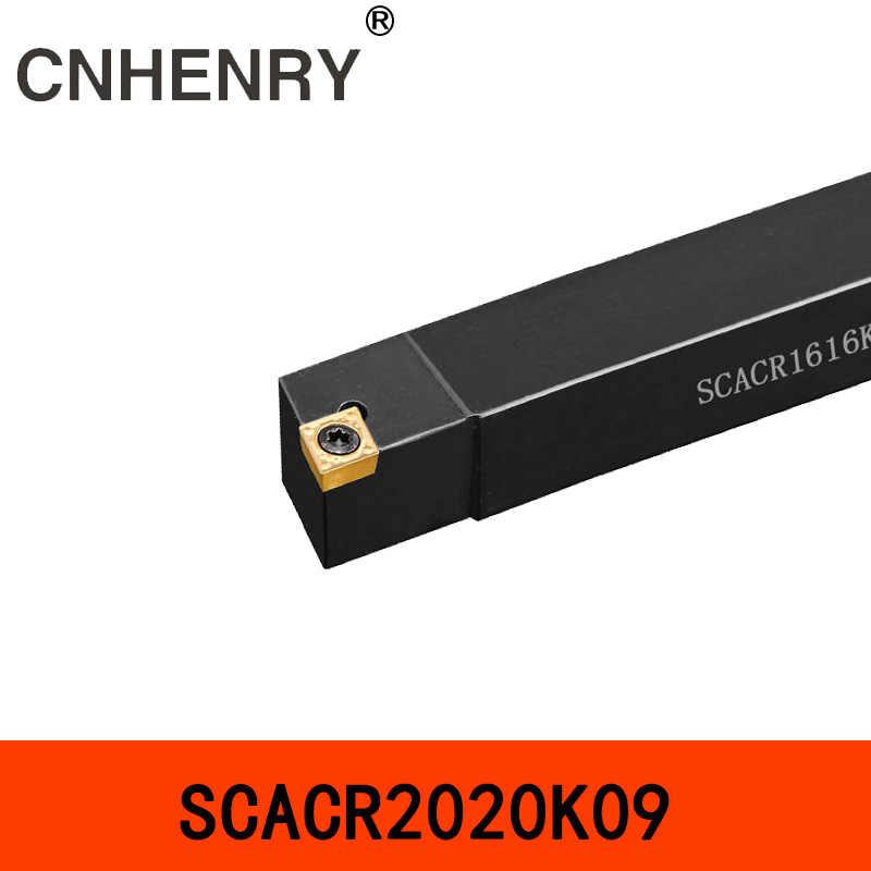 SCACR1616K09 Lathe External Turning Tool Holder boring bar CCMT09T304 UE6020