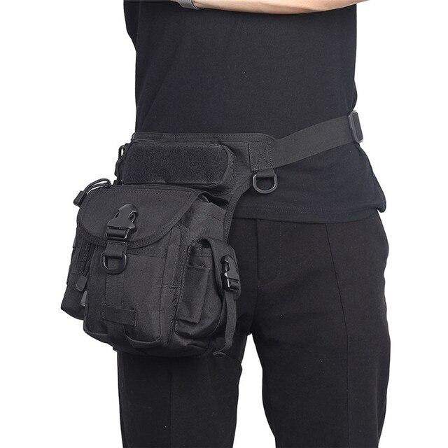 TACTICAL WAIST LEG BAG 3