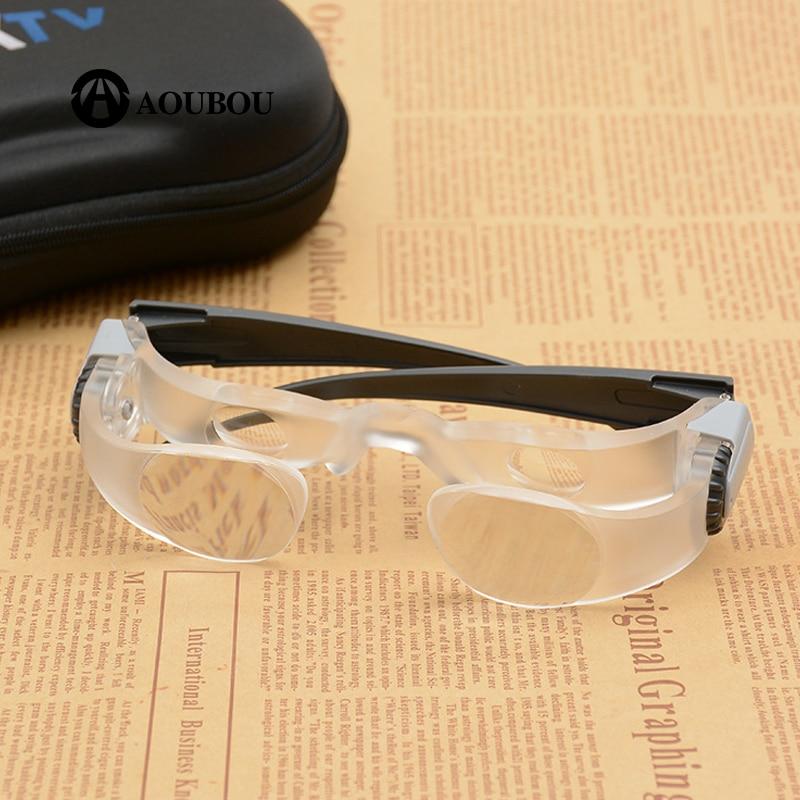 Kurzsichtige Leselupe TV, um den Grad der Anpassung der Headset - Bekleidungszubehör - Foto 3