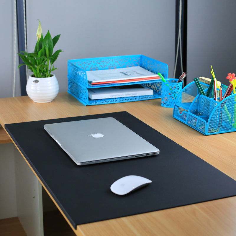 Large Mouse Pad Desk Pad Table Mat Desktop Pad Computer Table Mat - Table pad store