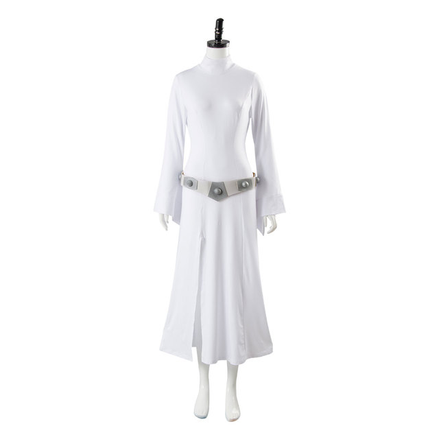 Adult Women Star Wars Cosplay Princess Leia Costume Halloween Cosplay Full Sets Halloween Carnival Costume With  sc 1 st  AliExpress.com & Adult Women Star Wars Cosplay Princess Leia Costume Halloween ...