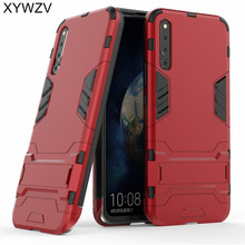 Huawei Honor Magic 2 Case Cover Armor Rubber Hard PC Phone For Fundas ^