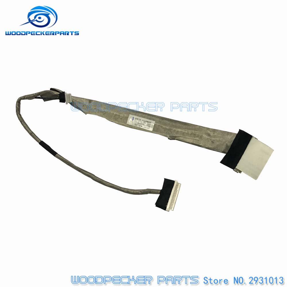 LCD Video Flex Screen Data Cable Wire Line For Acer As 5310 5315 5720 5520 5620 5520G 15.4JDW50 DC02000G800 Laptop Series for acer 7220 7520 5315 5720 7720 5520 5310 laptop cpu fan
