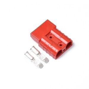 Image 4 - 50A 600V 배터리 케이블 빠른 연결 와이어 하네스 플러그 분리 복구 윈치 커넥터 키트 12 24V DC