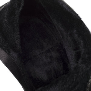 Image 5 - NEMAONE 2020 חדש למעלה איכות צאן עור מגפי נשים גבוהה עקבים פלטפורמת קרסול מגפי נשים בוהן עגול סתיו חורף נעליים