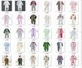 2016 hot Retail Footies Baby Boy's Pajamas Foot Cover Newborn Sleepwear 1PCS/LOT Baby