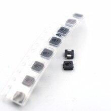 10 шт./лот 4*4*2 мм SMD Мощность индуктор 4.7uH 4.7uh 4R7 0420 индуктивности