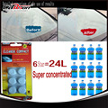 10Pack Amazing New Arrival Auto Windscreen Cleaner  Car Windscreen Cleaning Agent Pills Effervescent Tablets