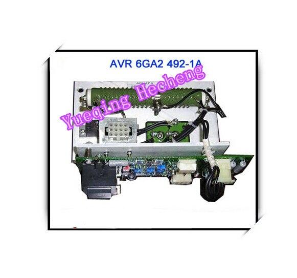 Generatore Regolatore automatico di Tensione 6GA2 492-1A Per 1FC6Generatore Regolatore automatico di Tensione 6GA2 492-1A Per 1FC6