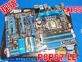 Frete grátis 100% original motherboard para asus p8p67 le ddr3 1155 para Desktop i3 i5 i7 32 GB P67 Todos sólida motherborad