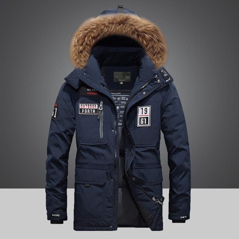 Le Manteau kaki Parka Canard Bas Blanc Hombre Hommes 2018 Veste M Duvet Bleu Coupe Mâle rouge D'hiver vent De Vers 3xl 80 Pluma x1qtwqOvT