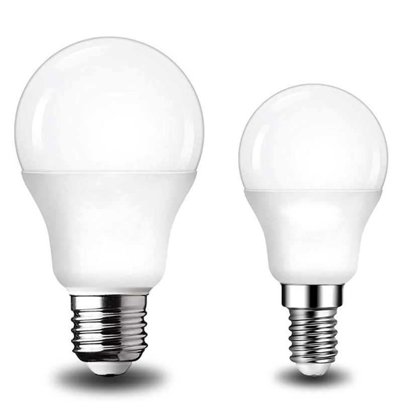 LED E14 lampe à LED E27 LED ampoule ca 220V 230V 240V 20W 18W 15W 12W 9W 6W 3W Lampada LED projecteur lampe de Table lampes lumière