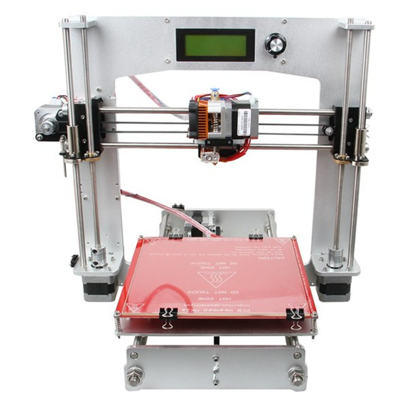 2017 Newest Geeetech Aluminum 3D Printer DIY Kit Support 5 Filament 1.75mm 0.3mm / 0.35mm 2016 new british style brand classic men s oxfords shoes mens dress business shoes fats 100% genuine leather shoes free shipping