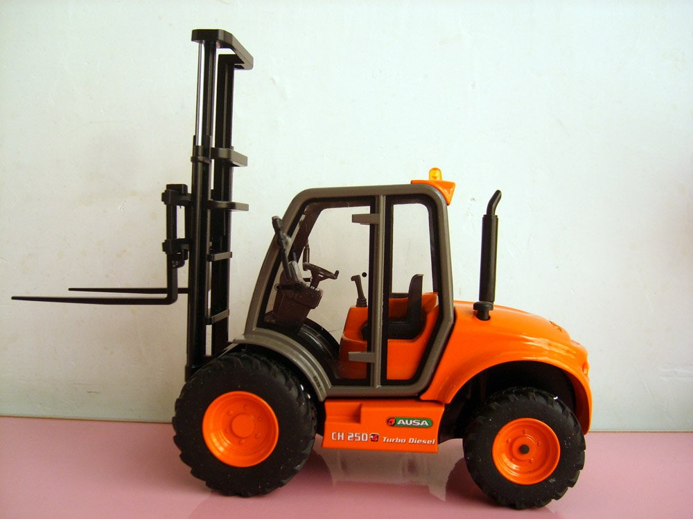 Гарантированный 1:20 Ausa CH250 Lift TruckTOY