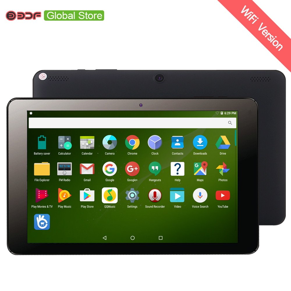 10.1 inch Android 6.0 tablet pc 1GB 32GB quad Core tablets pc 6000Mah Battery Made In P.R.C Nice Design 7 9 10 tablet taipower onda 8 inch 9 inch tablet pc battery 3 7v 6000mah 3 wire 2 wire lithium battery