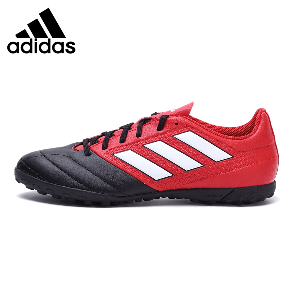 Original New Arrival 2017 Adidas ACE 17.4 TF Men's Football/Soccer Shoes Sneakers tiebao a13135 men tf soccer shoes outdoor lawn unisex soccer boots turf training football boots lace up football shoes