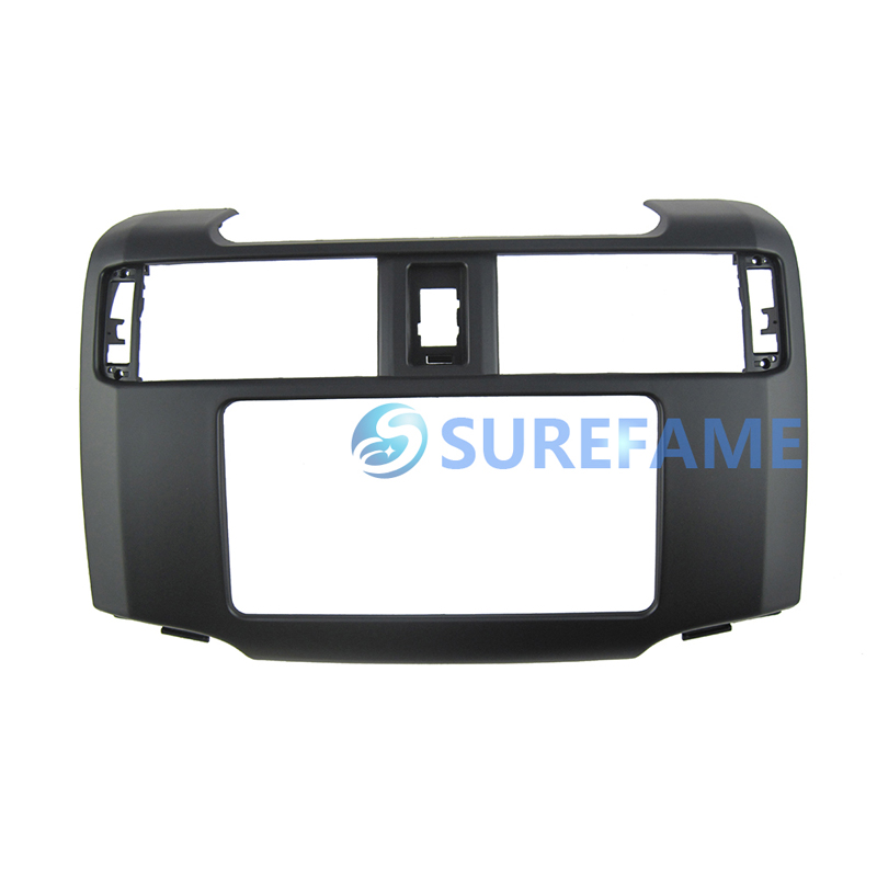 Car Radio Install Panel for Toyota 4 Runner 2009 Dash Kit Fascia Face Plate Trim Install