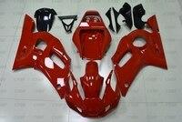 YZF R6 1998 Fairing Kits YZF R6 1998 2002 Red Fairings YZF R6 2001 Fairing Kits