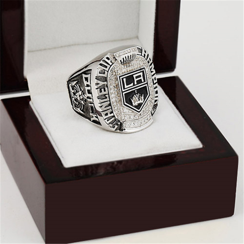 official photos d41ea 4bc9a Los Angeles La Kings Championship Ring 2012 Replica Stanley ...