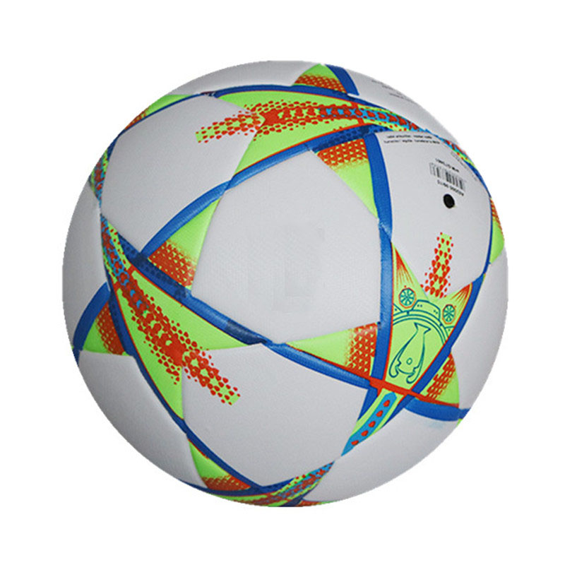 Champions league super weather resistant anti-slip soccer ball seamless youth school training football le football fubol
