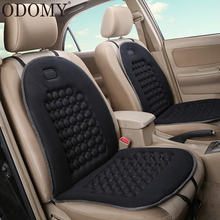 ODOMY Universal Bacteriostasis Car Seat Cover Front Cushion Protector Interior Accessories Automobile Massage Pad Mat